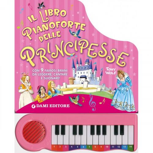 Libro pianoforte principesse