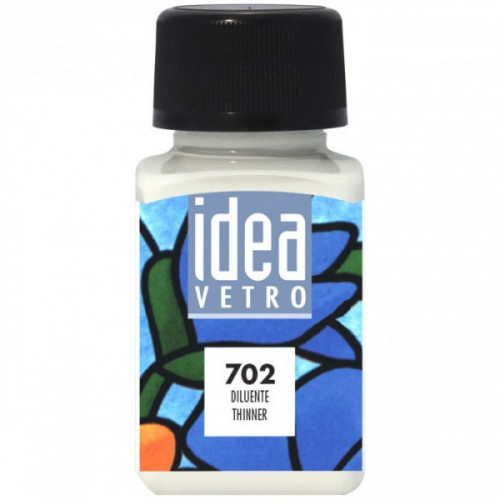 Colore Diluente per Vetro Idea Maimeri 60 ml