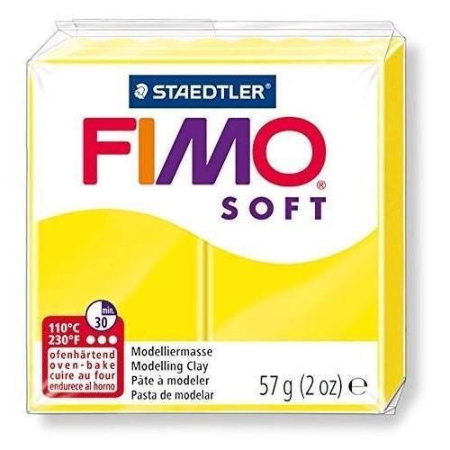 Fimo soft Limone 57 gr Staedtler
