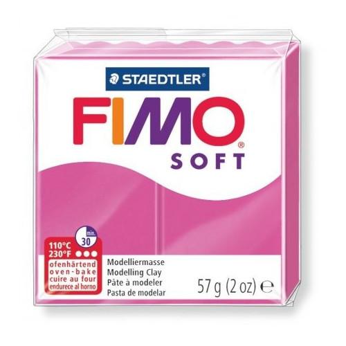 Fimo soft Raspberry 57 gr Staedtler