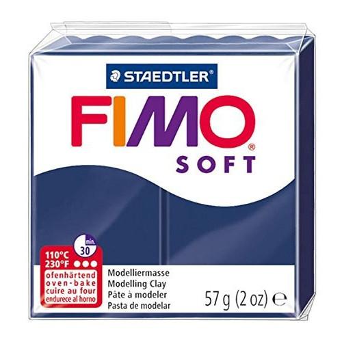 Fimo soft Blu Scuro 57 gr Staedtler