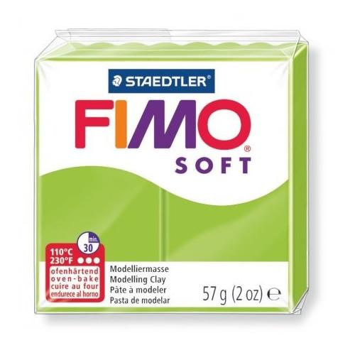 Fimo soft Verde 57 gr Staedtler