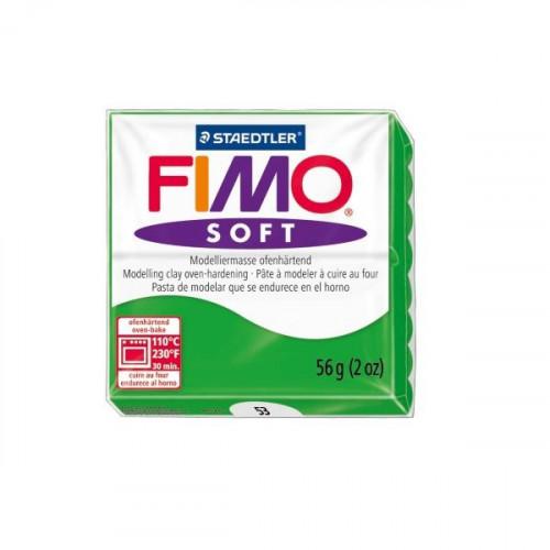 Fimo soft Verde Tropicale 57 gr Staedtler