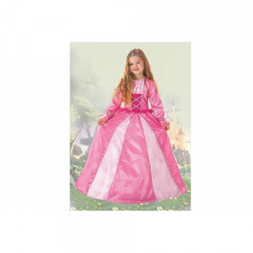 Costume principessa delle favole 4-5anni