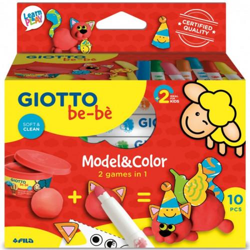 Giotto be-be' model e color