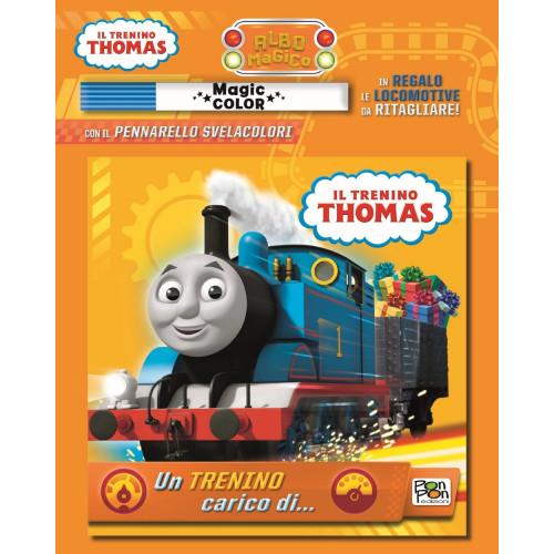 Libro albo magico Thomas