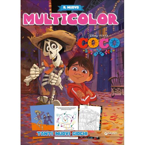 Libro coco nuovo multicolor