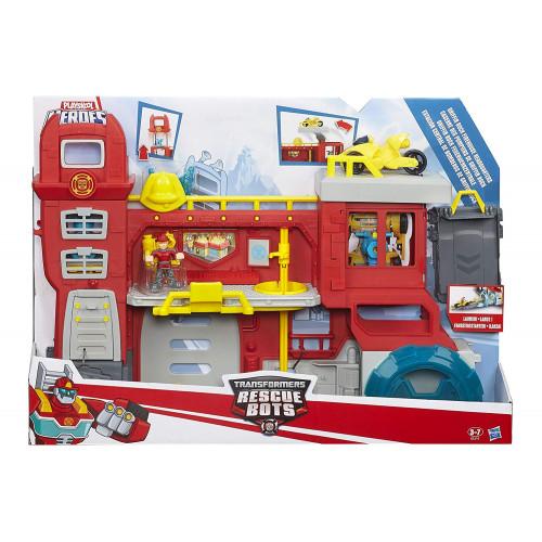 Transformers Quartier Generale