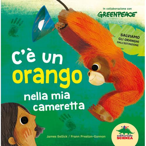 Libro c'e' un orango nella mia cameretta
