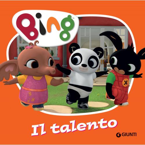 Libro Bing il talento story book