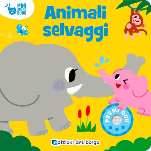 Libro animali selvaggi