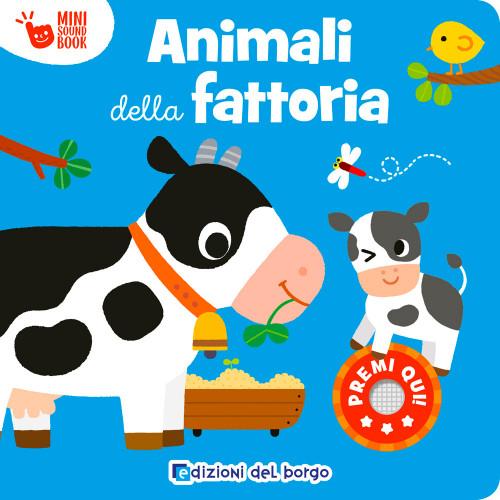 Libro animali della fattoria
