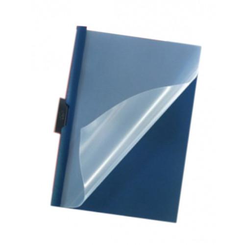 Cartella con Clip 23x30 Blu 5 pezzi