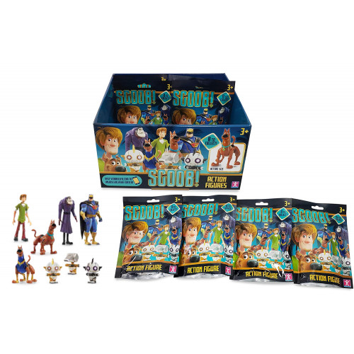 Scooby-Doo Personaggi 12 cm
