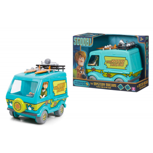 Scoobydoo Movie Mistery Machin