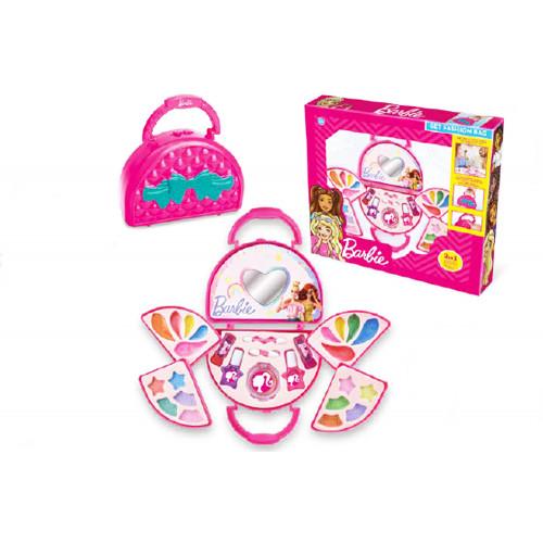 Trucchi Barbie valigetta con fiocco