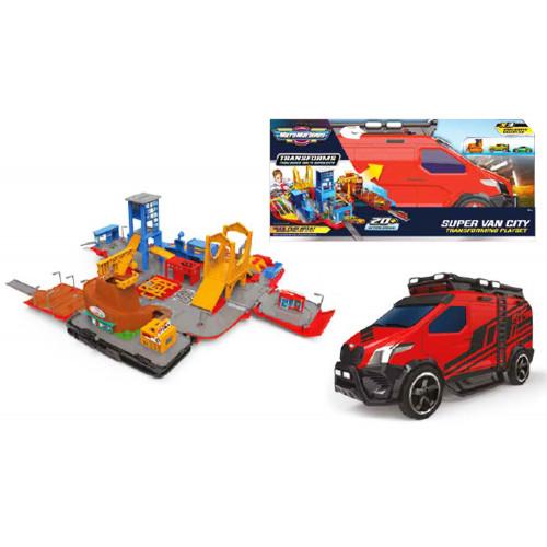 Micro Machines Super Van City con 3 veicoli