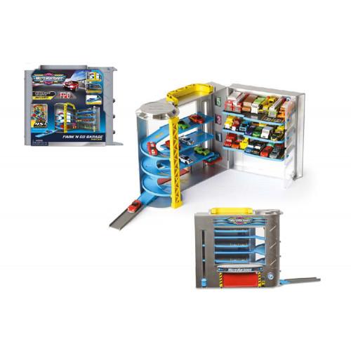 Micro Machines Garage