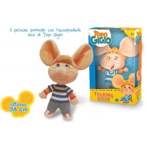 Topo Gigio Parlante 38 cm