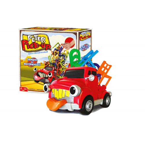 Peter Pick Up gioco