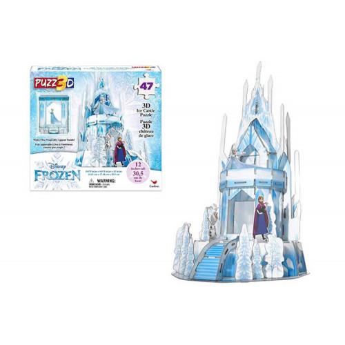 Frozen 2 Puzzle 3D Castello di Ghiaccio