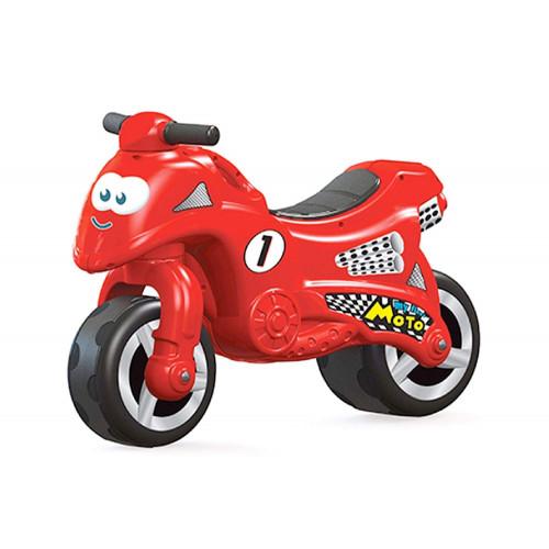 La Mia prima moto primipassi rossa