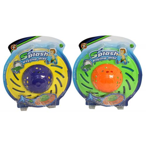 Freesbee Timer con bombe acqua