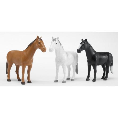 Cavallo 3 modelli diversi