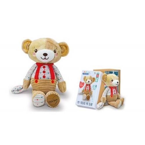 My Friend Mr Bear Orsetto Baby Clementoni