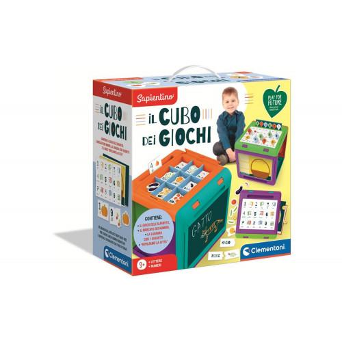 Sapientino Il Cubo dei Giochi