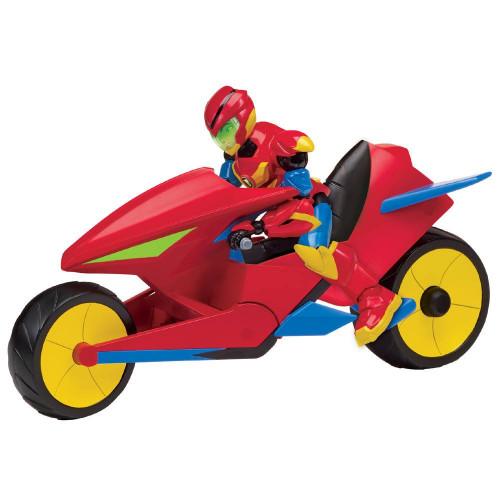 Power Players Moto con Axel