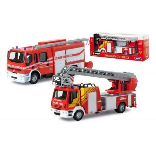 Automezzo Iveco Vigili del fuoco 1:43