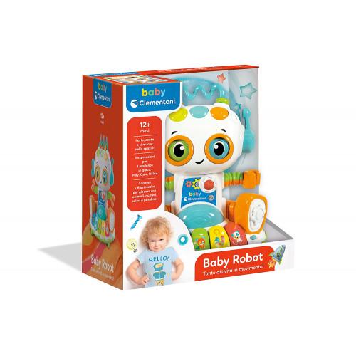 Baby Robot Baby Clementoni