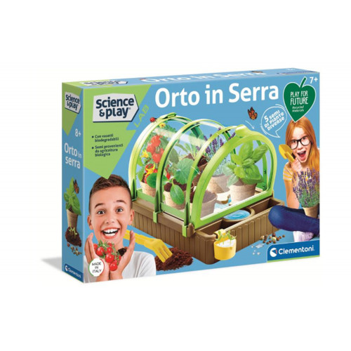 Orto in Serra ScienceePlay