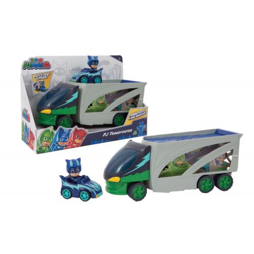 PJ Masks Bisarca con veicolo
