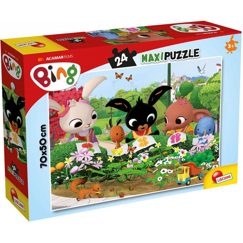 Bing Puzzle Maxi 24 pezzi