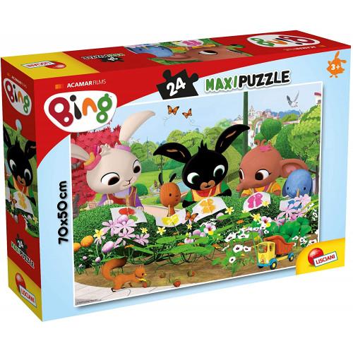 Puzzle maxi 24 pz Bing