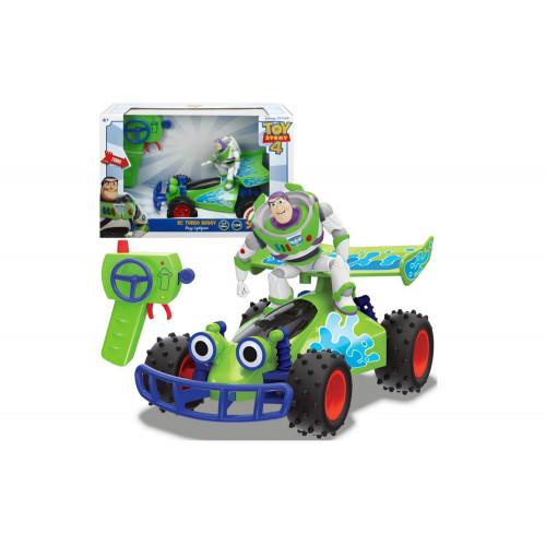 Toy Story Auto Buggy con Buzz radiocom.