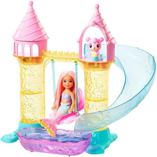 Barbie Dreamtopia Castello e Chelsea Sir