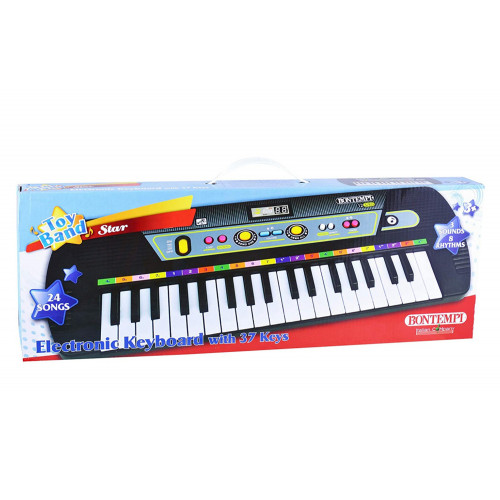 Tastiera Digitale 37 tasti Passo Medio
