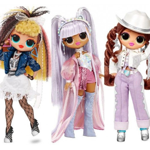 Lol Remix OMG fashion doll