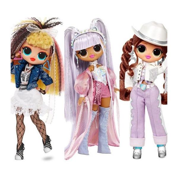 Lol Remix OMG fashion doll