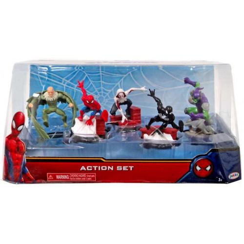 Spider-Man play set 5 personaggi