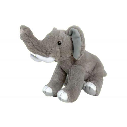 Elefante seduto 30 cm eco-friendly
