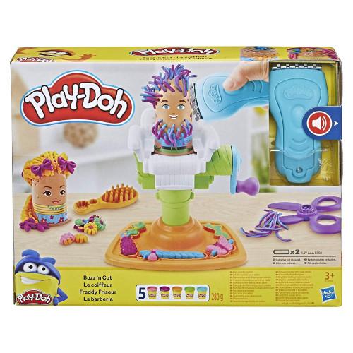Play-Doh Il Fantastico Barbiere nuovo
