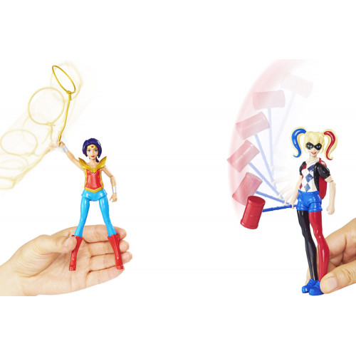 Super Hero Girls DC bambole