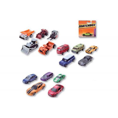 Matchbox veicolo singolo assortito