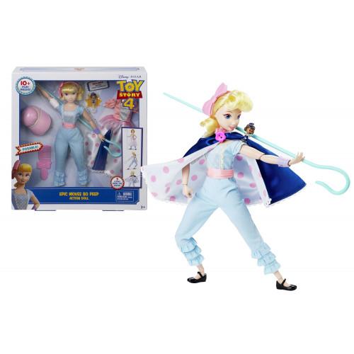 Toy Story 4 Bambola Bo Peep con abito