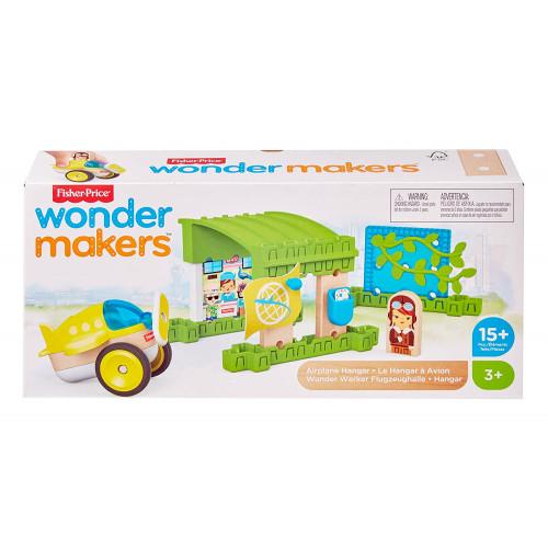 Wonder Makers Fisher Aeroporto Legno