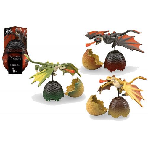 Mega Bloks Game of Trone Uovo Dragone